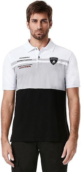 Nuevo. carrera Lamborghini Huracan Super Trofeo SS camisa de Polo ...