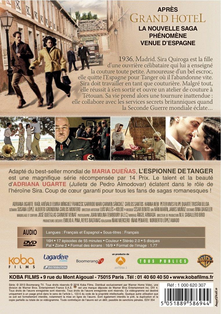 LEspionne de Tanger [Francia] [DVD]: Amazon.es: Adriana ...