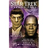 Typhon Pact #3: Rough Beasts of Empire (Star Trek- Typhon Pact)