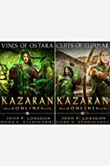 Kazaran Online: Cerulean Server (2 Book Series) Kindle Edition