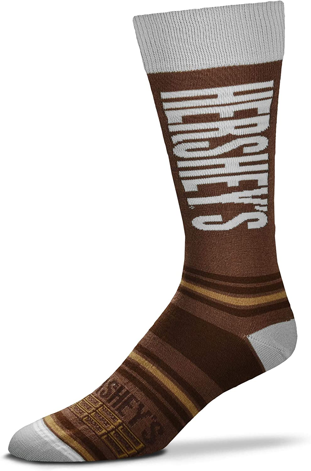 For Bare Feet Hershey Novelty Sock