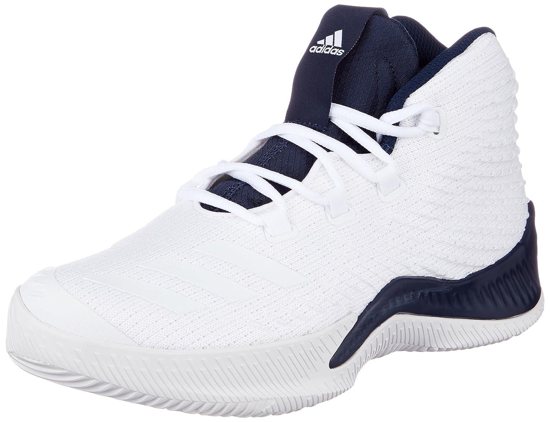 [アディダス] バスケットシューズ SPG DRIVE B073RJ335F 27.5 cm ランニングホワイト/ランニングホワイト/カレッジネイビー