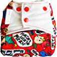 superbottoms Cloth Diapers Reusable - All In One Cloth Diaper