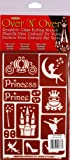 Armour 21-1676 Stencil Fairytales Crafts Supplies
