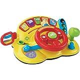 VTech 80-166604 - Volante interattivo e musicale per bambini