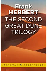 The Second Great Dune Trilogy (English Edition) eBook Kindle