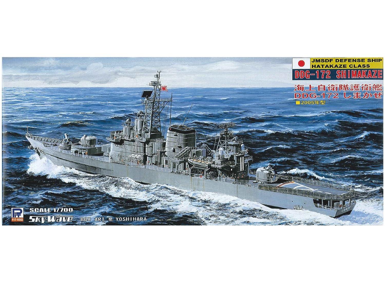 ピットロード 1/700 海上自衛隊 はたかぜ型 護衛艦 DDG-172 しまかぜ 2005年型 J30 B004XYOX6G