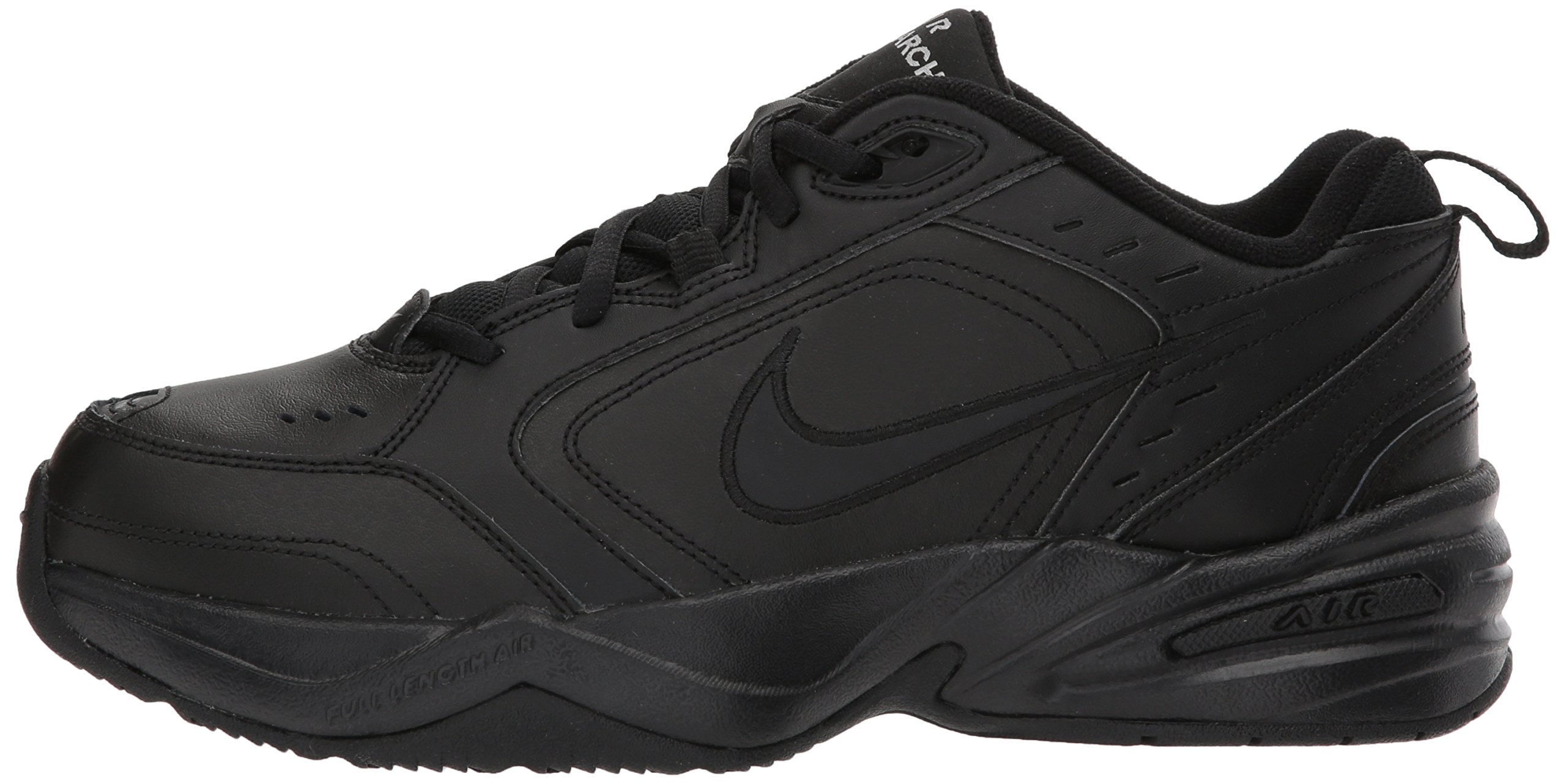 Nike Men's Air Monarch IV Cross Trainer, Black, 7.5 4E US by Nike (Image #5)