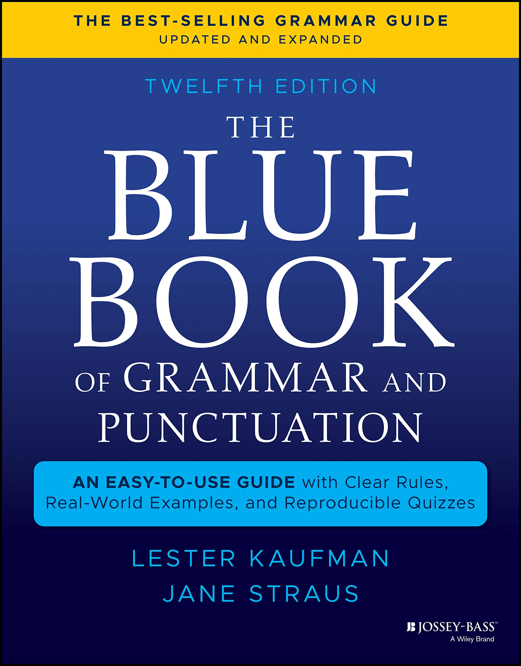 Download The Blue Book of Grammar and Punctuation PDF or Ebook ePub For Free with Find Popular Books