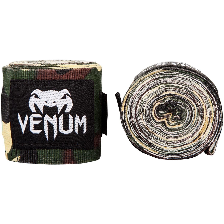 Boxing hand wraps VENUM kontact  4M white mma muay thai kickboxing martial arts