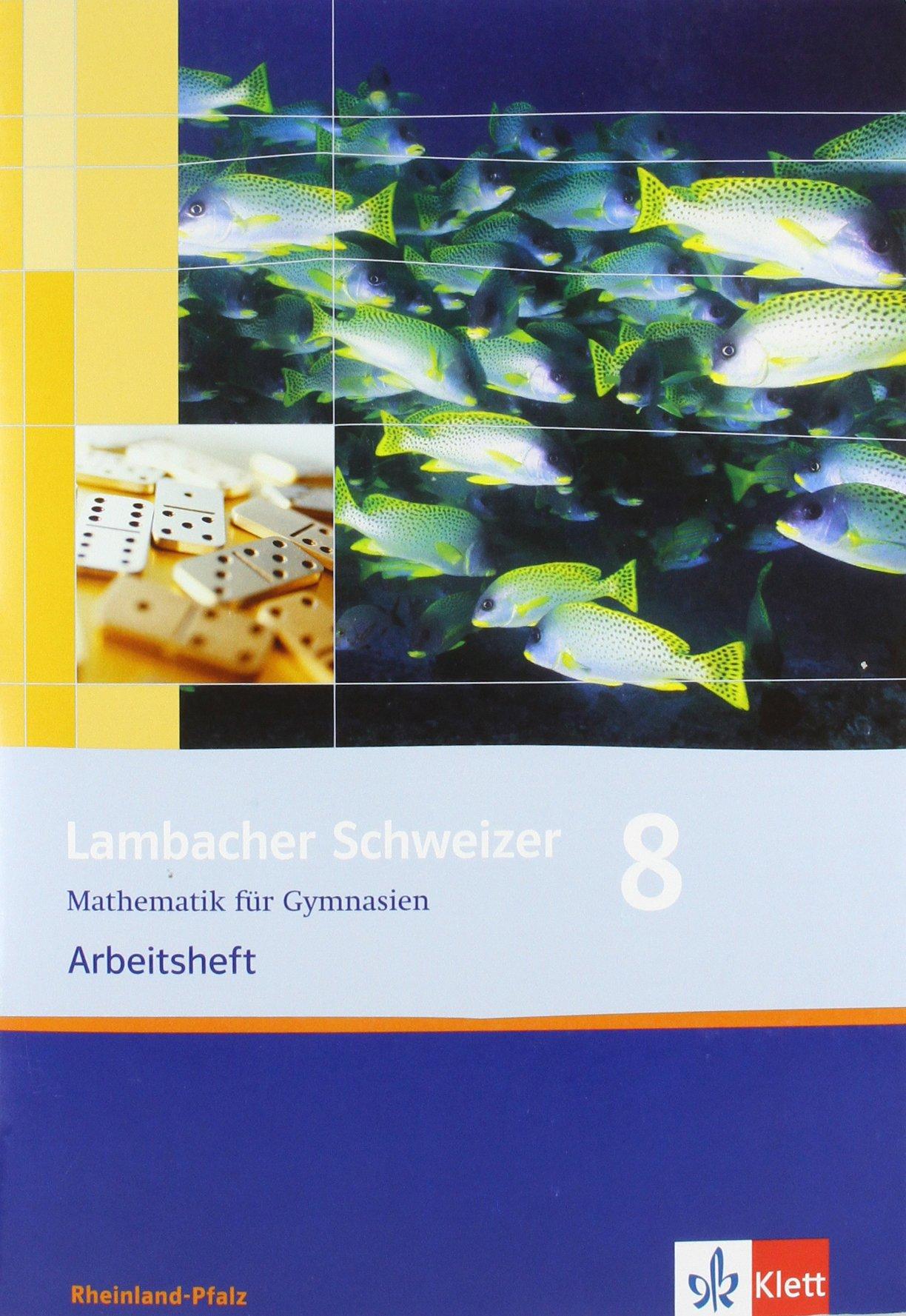 Lambacher Schweizer - Ausgabe Rheinland-Pfalz 2005 / Arbeitsheft plus Lösungsheft 8. Schuljahr