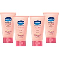 Vaseline Intensive Care Healthy Hand & Nail Conditioning Hand Cream, with Keratin, 2.5 Ounce (Pack of 4)
