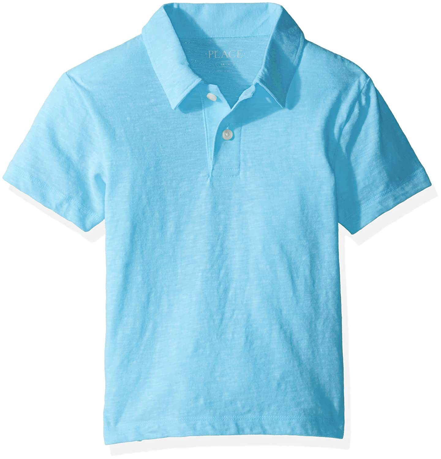 734985b9 The Children's Place Boys' Neon Polo Shirt