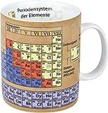 Könitz Wissensbecher Becher Chemie, Kaffeebecher, Teetasse, Tasse, Porzellan, 460ml, 1113301064