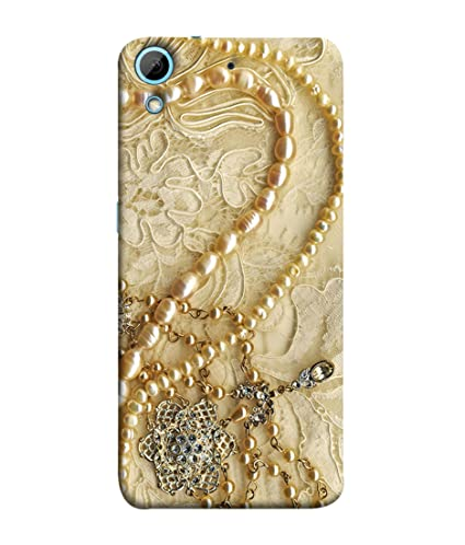new product 84303 f65b3 FUSON Printed Designer Back Case Cover for HTC Desire: Amazon.in ...