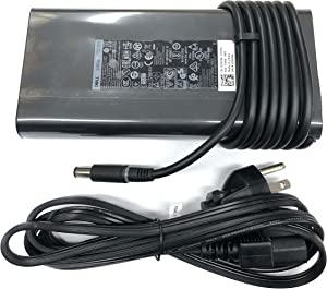 Dell New Slim Style 240W AC Adapter for Dell Precision 7730, 100% Compatible with P/N: LA240PM180, 7XCR6, 07XCR6, DA240PM180, 0RYJJ9, RYJJ9, 8N2T2, 450-AGCX.