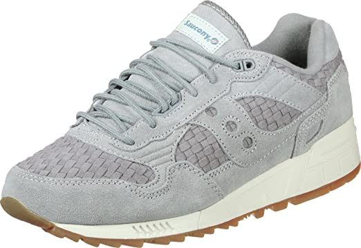 25859b37bde3d Amazon.com: Saucony Men's Shadow 5000 Trainers, Grey: Clothing