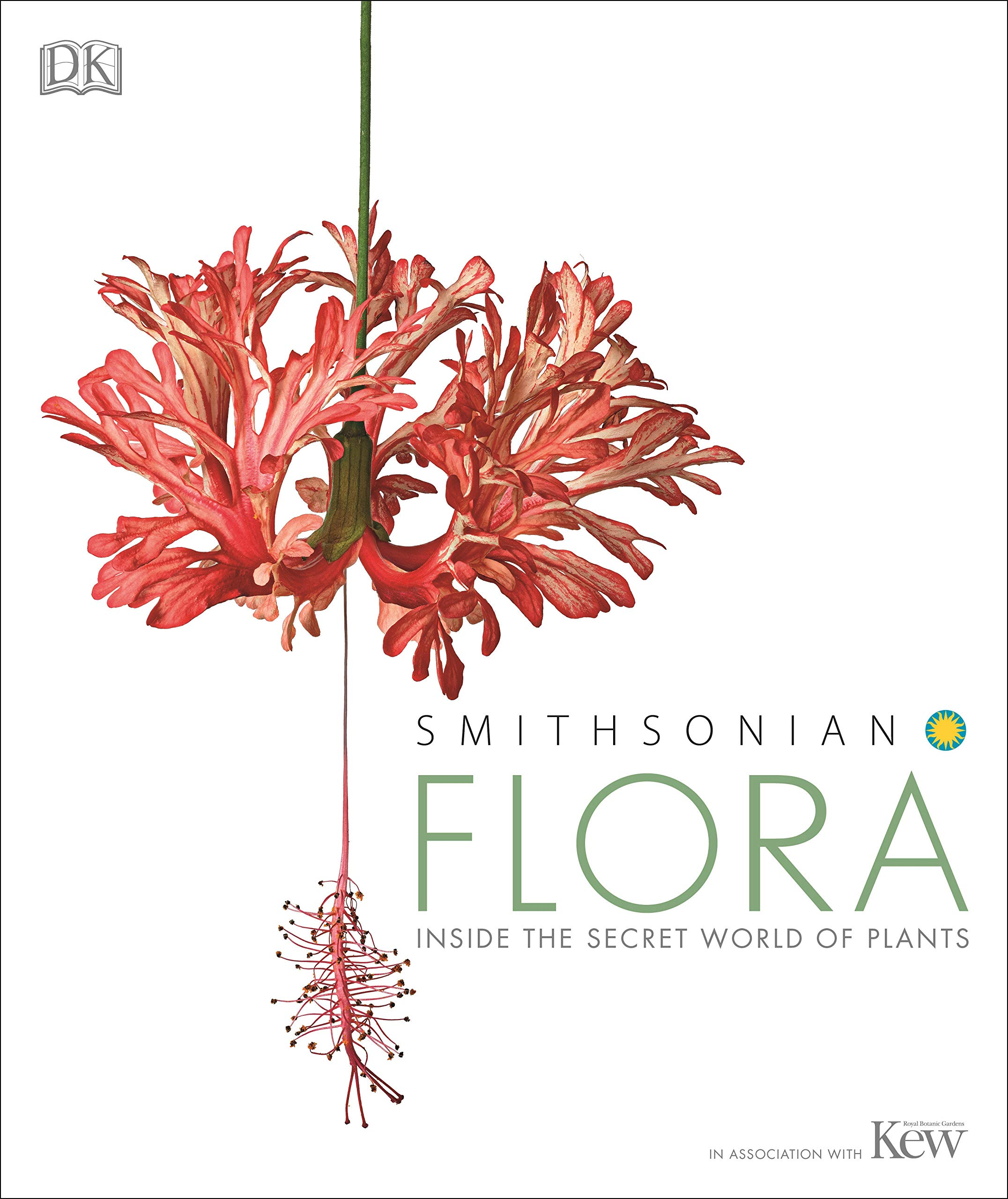 Flora: Inside the Secret World of Plants by DK