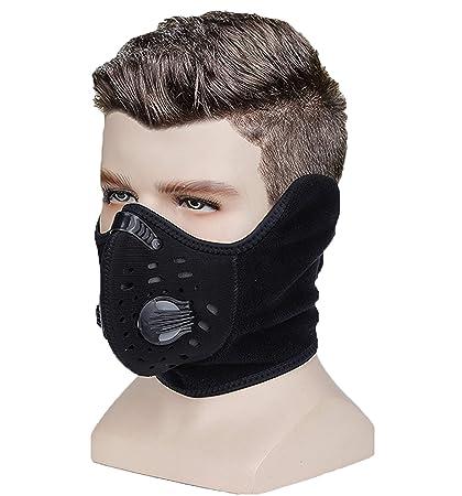 09a8de1a44a Amazon.com  Balaclava Windproof Half Mask