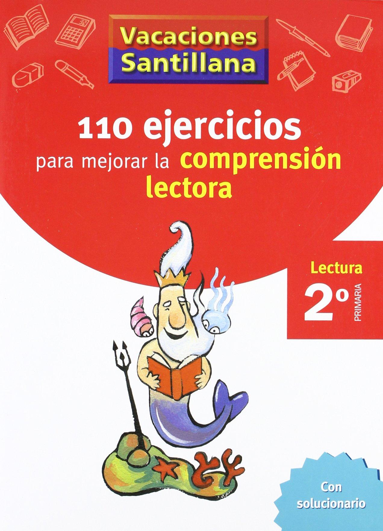 Download 110 ejercicios para mejorar la comprensión lectora 2º primaria PDF
