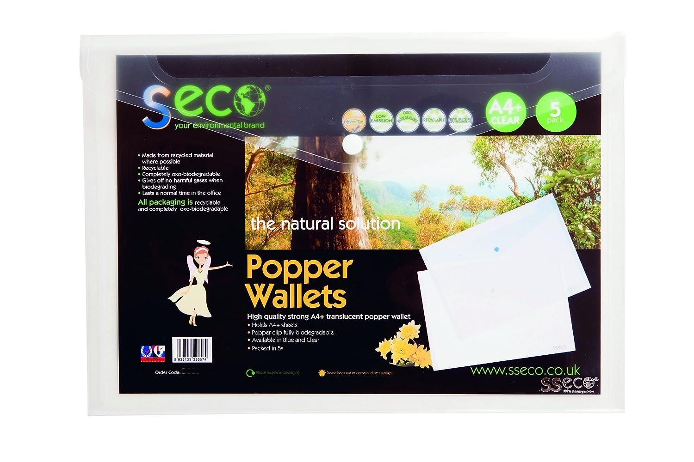SSeco 30085-CL - sobre portadocumentos OXO-Biodegradable ...