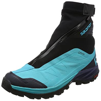 4c93de12f69 Amazon.com | Salomon Women's Outpath Pro GTX W Hiking Boots, Blue ...