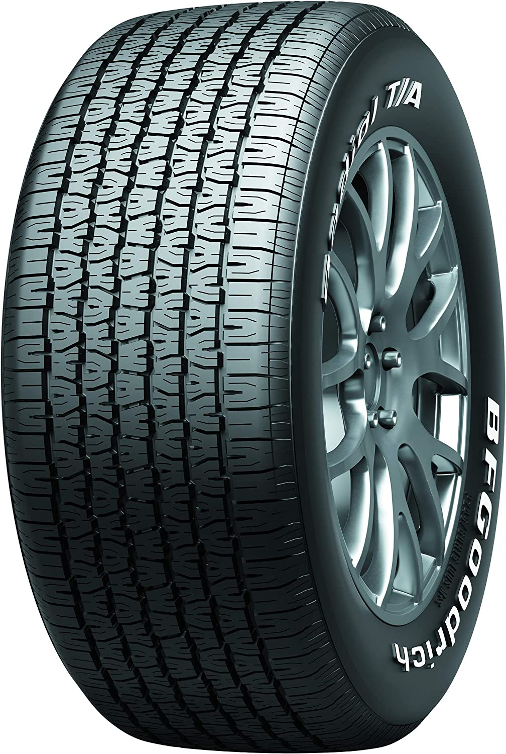215//70R15 97S BFGoodrich Radial T//A All-Season Radial Tire