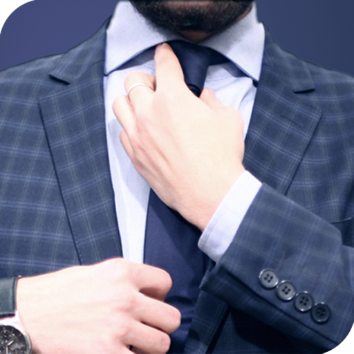 How to tie a tie (Interview Costume)