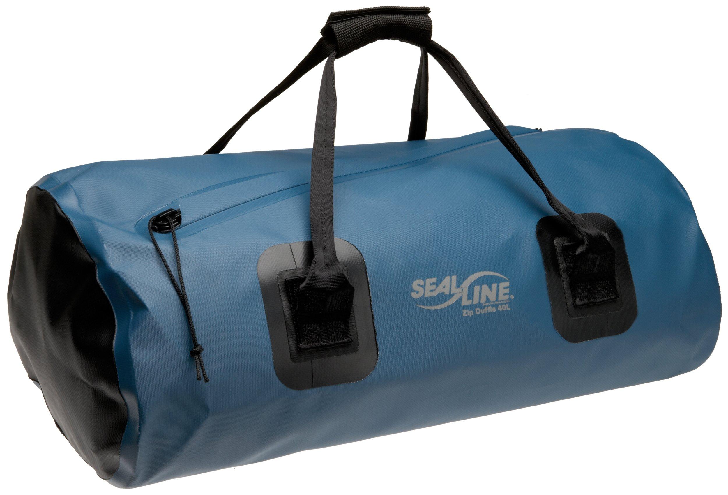 SealLine Zip Duffle Bag 40 (Blue)