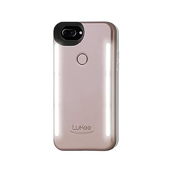 premium selection 157c8 1c8c3 LuMee Duo LD-IP7PLUS-ROSEMT-NA LED dual sided illuminated Selfie Case for  Apple iPhone 8 Plus/7 Plus/6s Plus/6 Plus in Rose Matte