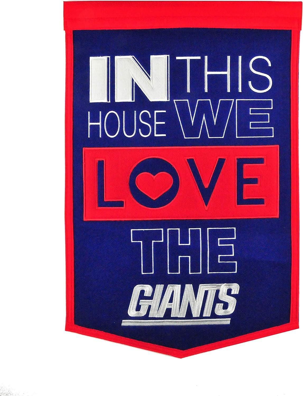 Winning Streak NFL Home Banner