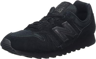 New Balance W373 - Zapatillas Hombre, color Negro (Black), talla 47 EU (12 UK): Amazon.es: Zapatos y complementos