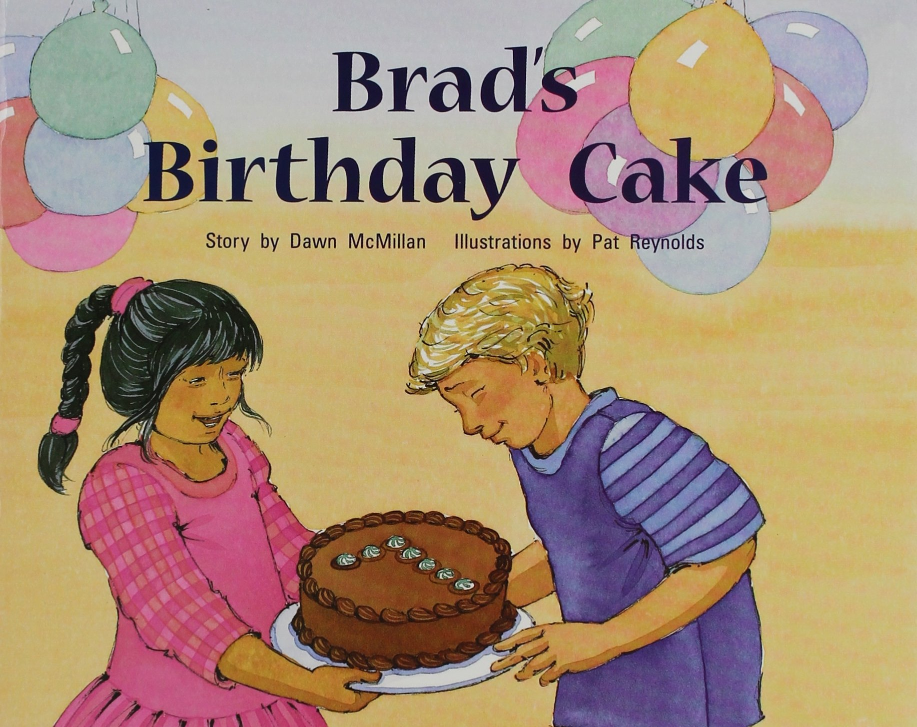 Rigby PM Stars: Individual Student Edition Green (Levels 12-14) Brad's Birthday Cake ebook