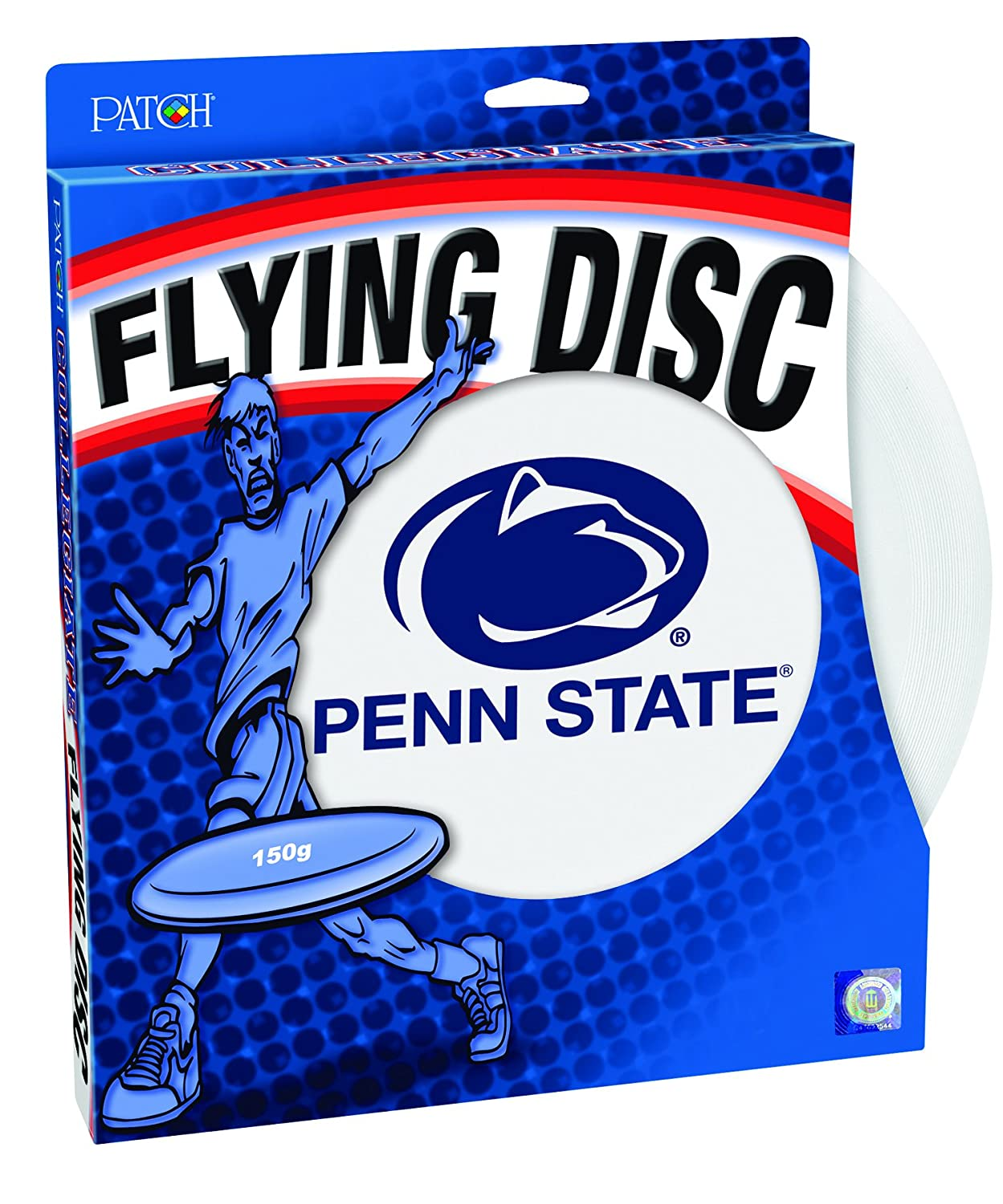 Patch Products Penn State Flying Disc N36570
