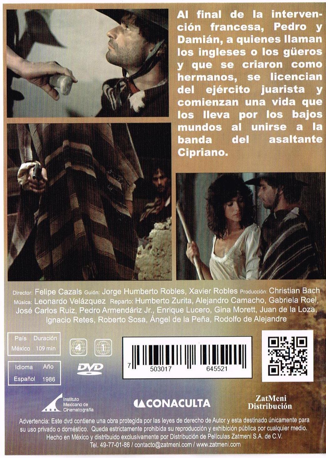 Amazon.com: EL TRES DE COPAS [ALEJANDRO CAMACHO,HUMBERTO ZURITA,GABRIELA ROEL] [Ntsc/region 1 and 4 Dvd. Import - Latin America].: Movies & TV