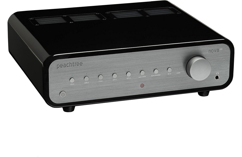 Peachtree Audio nova150 Amplificador Integrado con DAC (Piano ...