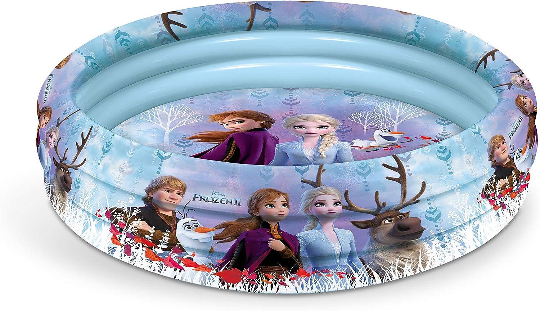 Frozen - Piscina con 3 Anillos, 100 cm (Mondo Toys 16527): Amazon ...