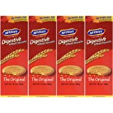 McVitie's Digestive Biscuits - 400g (14.1 Oz) 8 Pack