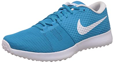 Nike Men's Zoom Speed Tr2 Blue Lagoon, White and Black Running Shoes -9 UK