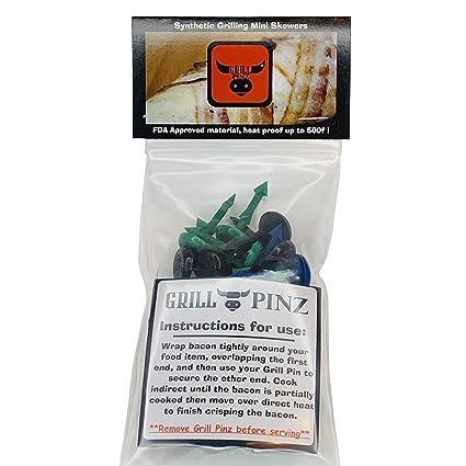 Amazon.com: GRILL PINZ - Accesorio esencial para asar a la ...