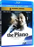 The Piano [Blu-ray + DVD] (Bilingual)
