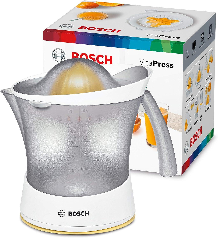Bosch mcp3500 N – expridor de agrumes Compact, 25 W, 800 ML