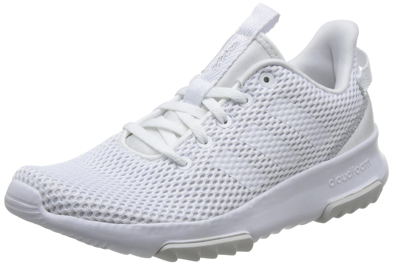 adidas Damen Cloudfoam Racer Tr Gymnastikschuhe  38 EU|Elfenbein (Ftwr White/Matte Silver)