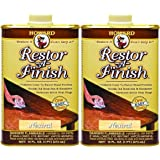 Howard RF1016 Restor-A-Finish, 16-Ounce, Neutral (2-Pack)