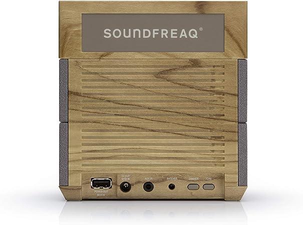 Soundfreaq Sfq 08 Sound Rise Portable Stereo Mp3 Playback Apple Docking Mp3 Hifi