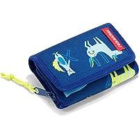 plånbok S barn 11,5 x 7,5 x 2 cm blå