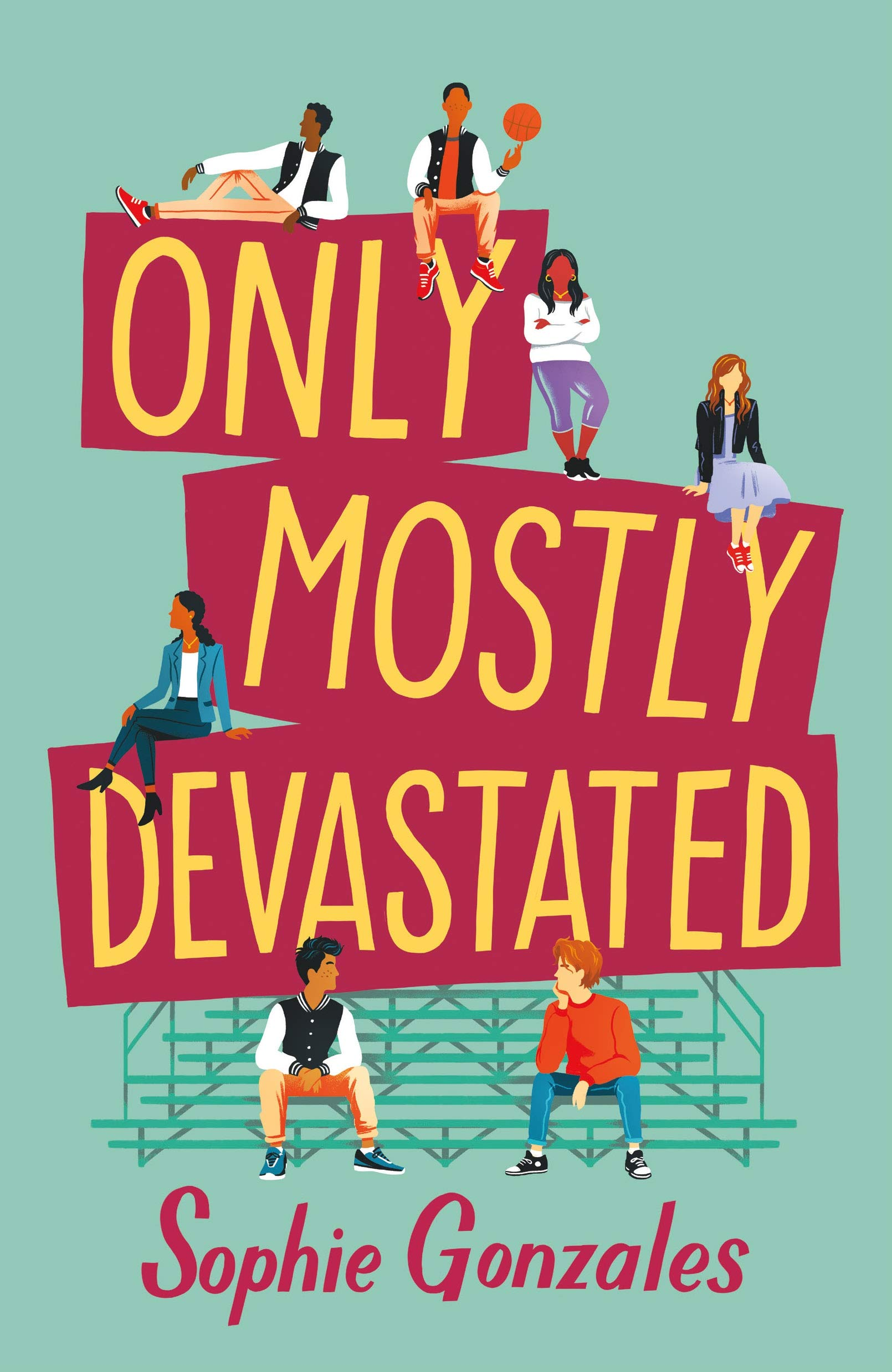 Amazon.com: Only Mostly Devastated: A Novel (9781250315892 ...