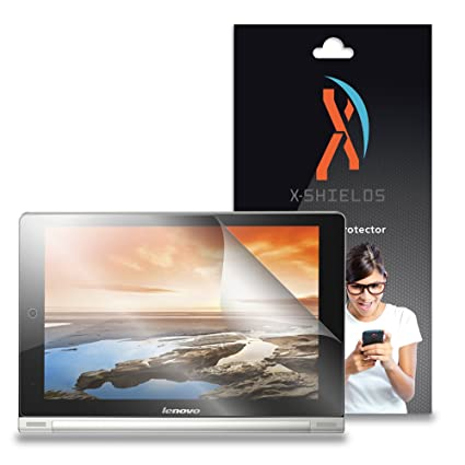 XShields© (5-Pack) Screen Protectors for Lenovo Yoga Tablet 8 60043 (Ultra Clear)