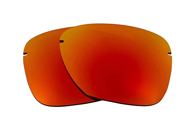 a1e44f82a93 Tailhook Carbon Replacement Lenses Polarized Red by SEEK fits OAKLEY  Sunglasses