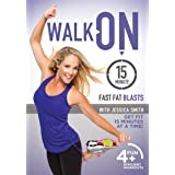 Walk On: 15-Minute Fast Fat Blasts DVD with Jessica Smith
